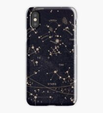 space constellations iPhone Case/Skin