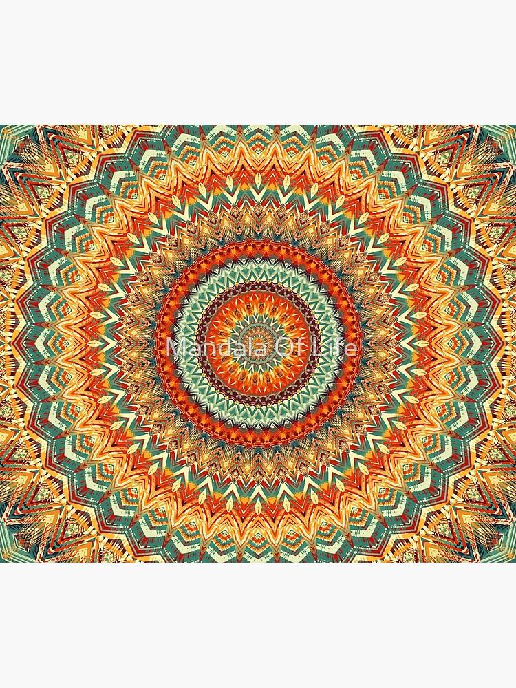 Mandala 159 by PatternsofLife