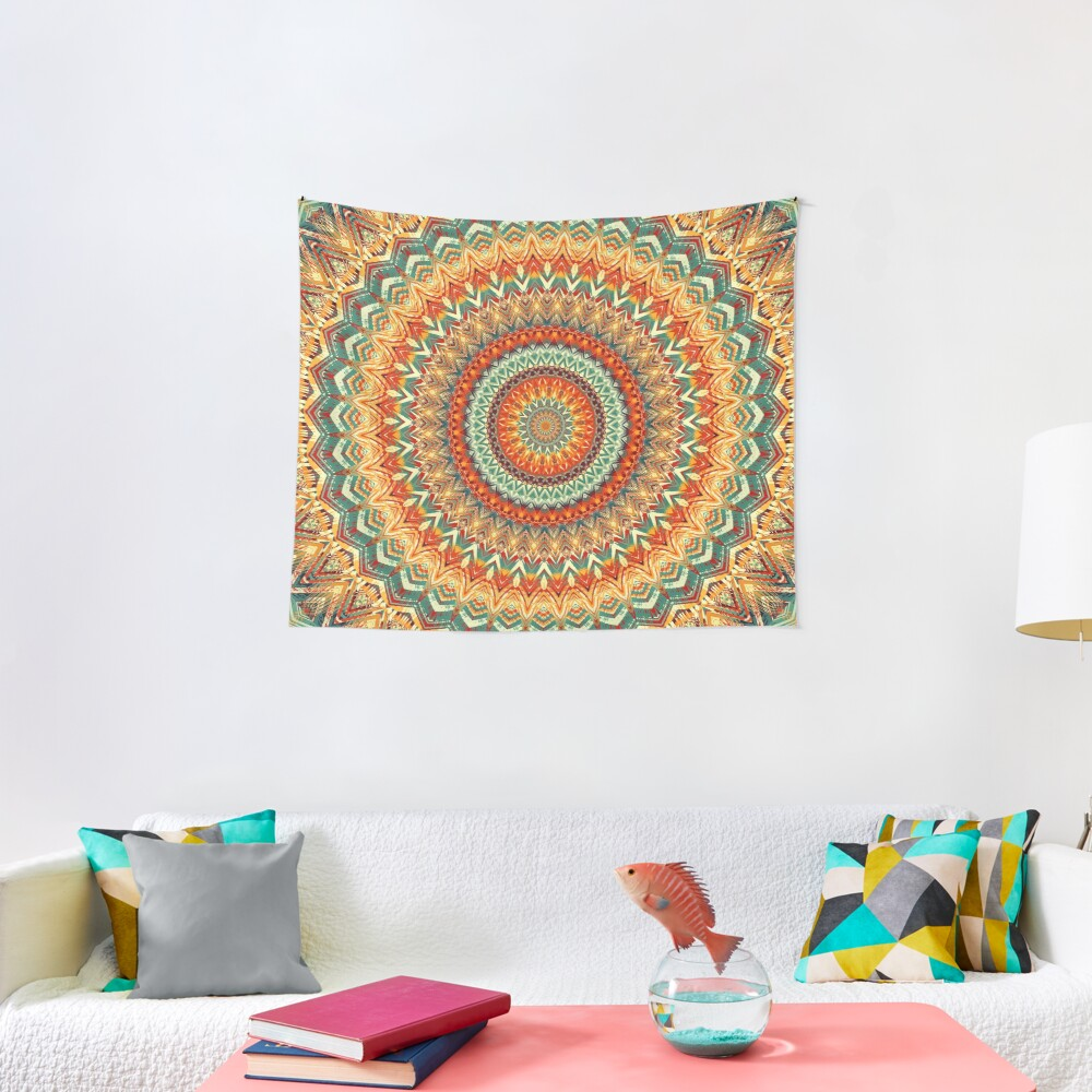 Mandala 159 Tapestry