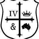 Für König und Land Weiß von RadiCole