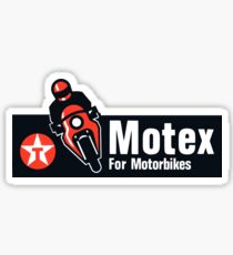Motex Motor oil bike decal Sticker
