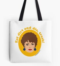 Blanche Devereaux from The Golden Girls Tote Bag