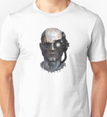 Star Trek Borg - Resistance is futile T-Shirt