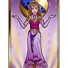 Ocarina Princess by mikaelaK