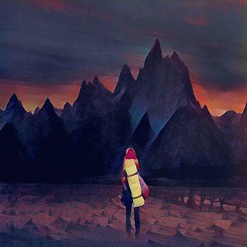 The Climb by BigFluffyFozzie
