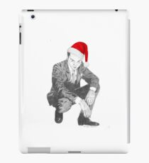 Andrew Scott as a Merry Moriarty iPad Case/Skin