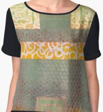 The Projectory of Seurat is not Forsaken Chiffon Top