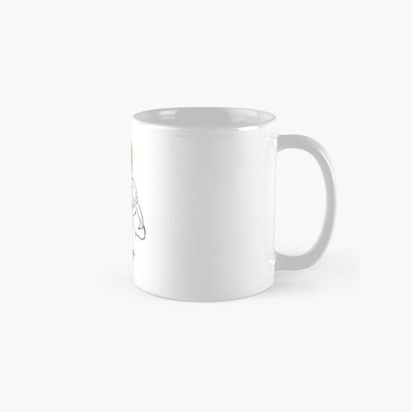 John Keats stencil Classic Mug