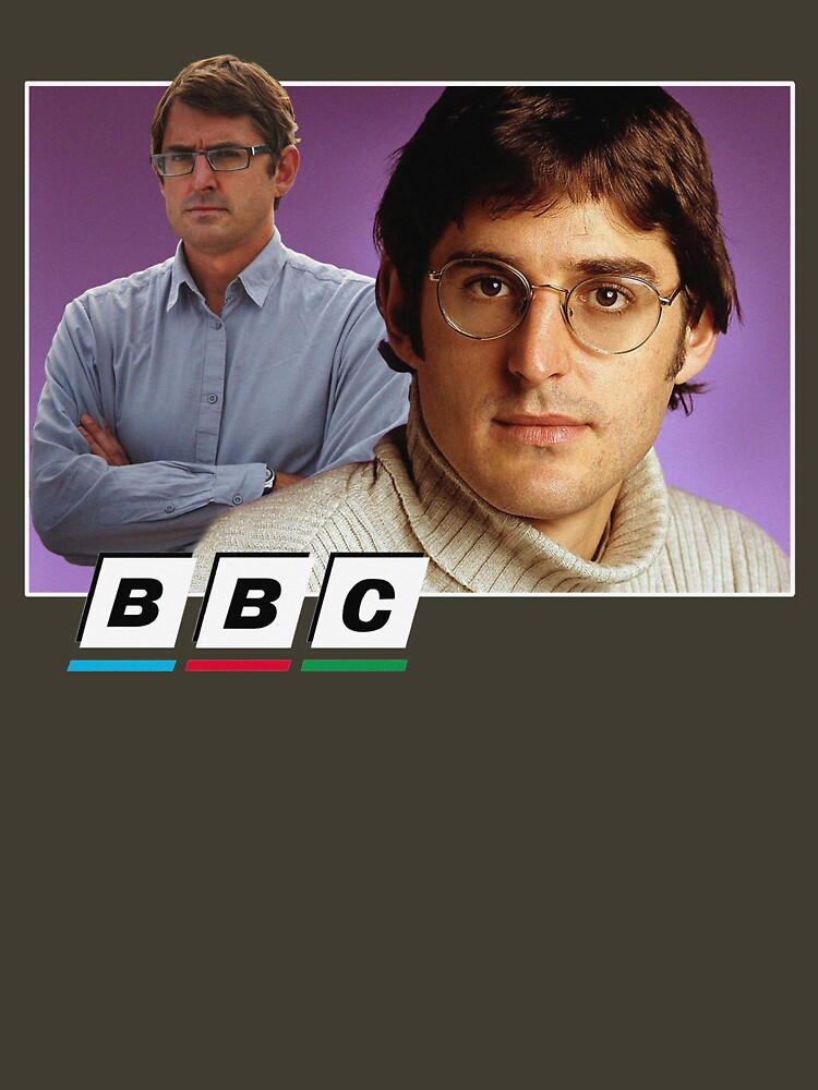 Louis Theroux 90s no text | Unisex T-Shirt