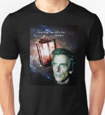 Somewhere...  (Dr. Who) T-Shirt