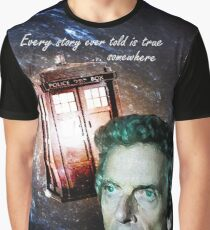 Somewhere...  (Dr. Who) Graphic T-Shirt