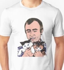 Phil Collins Kitties T-Shirt