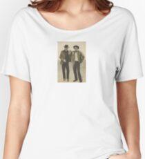 SUNDANCE KIDS, NEWMAN & REDFORD Women's Relaxed Fit T-Shirt