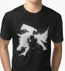 Null, I choose you! Tri-blend T-Shirt