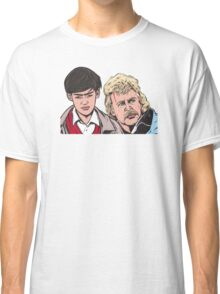 Troy and Zap Rowsdower Classic T-Shirt