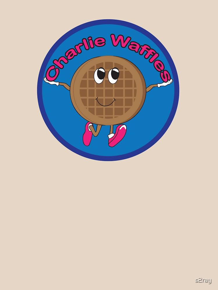 Charlie Waffles!   Unisex T-Shirt
