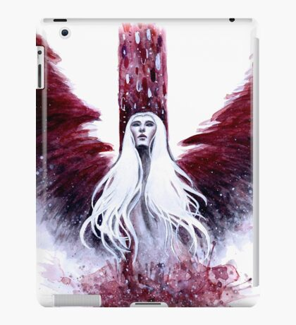 Angel Down iPad Case/Skin