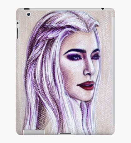 Evil Beauty iPad Case/Skin