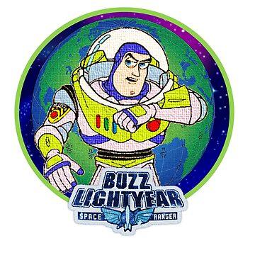 Buzz Lightyear Star Command by shaz3buzz2
