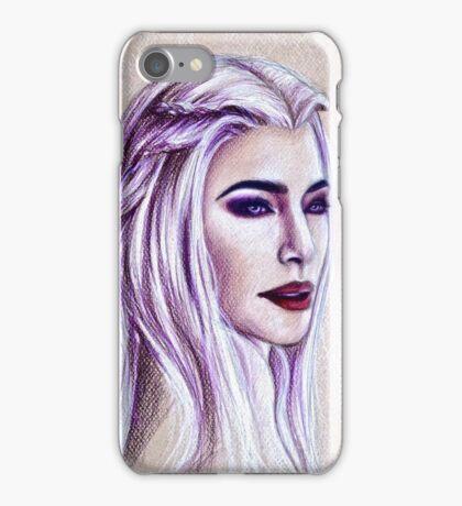 Evil Beauty iPhone Case/Skin