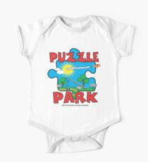 Puzzle Park by Decibel Clothing  One Piece - Short Sleeve