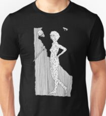 By the Sword by Allie Hartley  T-Shirt