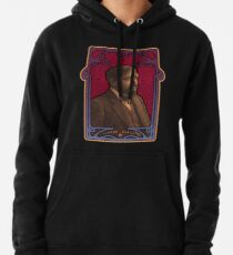 Claude Debussy's Nature of Beauty Pullover Hoodie