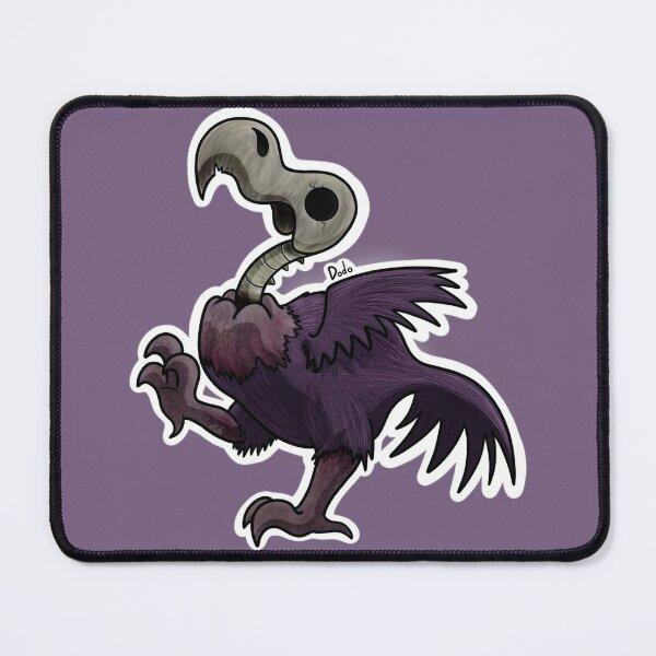 Zombie Dodo Mouse Pad