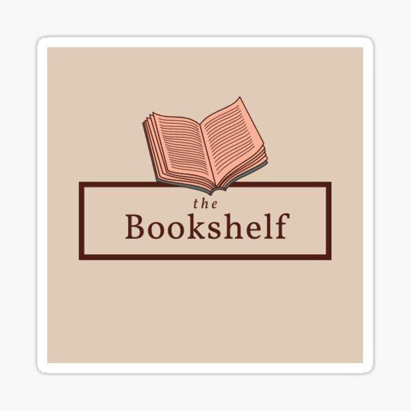My Bookclub Logo Sticker