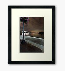 Potomac-Ansicht Gerahmter Kunstdruck