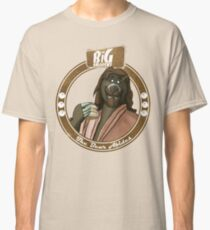 The Bear Abides Classic T-Shirt