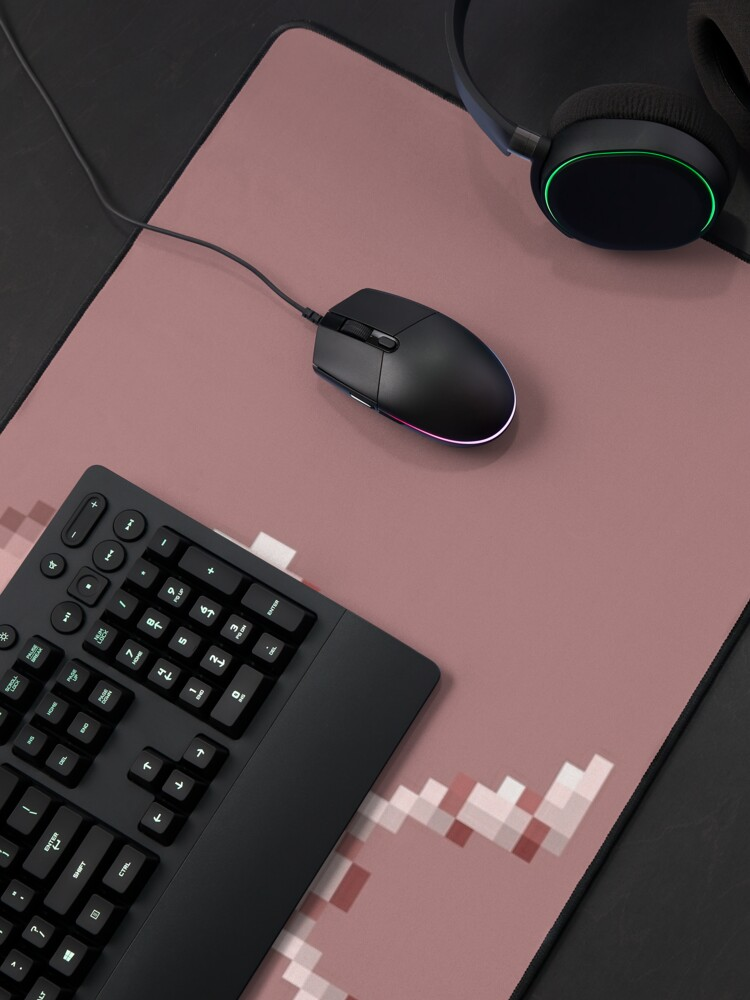 Alternate view of pale man Mouse Pad