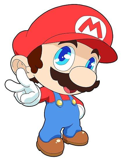 Super Smash Bros Mario By SSBFighters