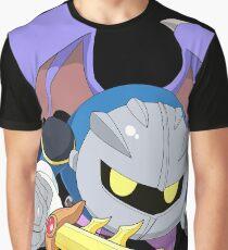 Super Smash Bros. Meta Knight Graphic T-Shirt