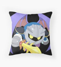 Super Smash Bros. Meta Knight Throw Pillow