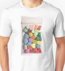 Zak snoep Unisex T-Shirt