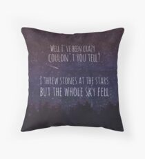 The stable song Throw Pillow