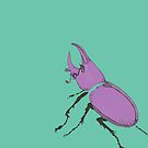 Beetle... by Melissa de Klerk