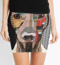 Lillte dachshund Mini Skirt