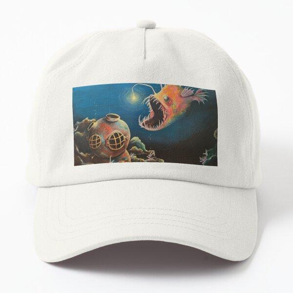 Deep Sea Dad Hat