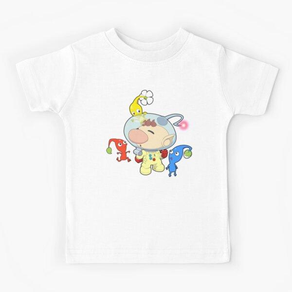 Super Smash Bros. Olimar T-shirt enfant