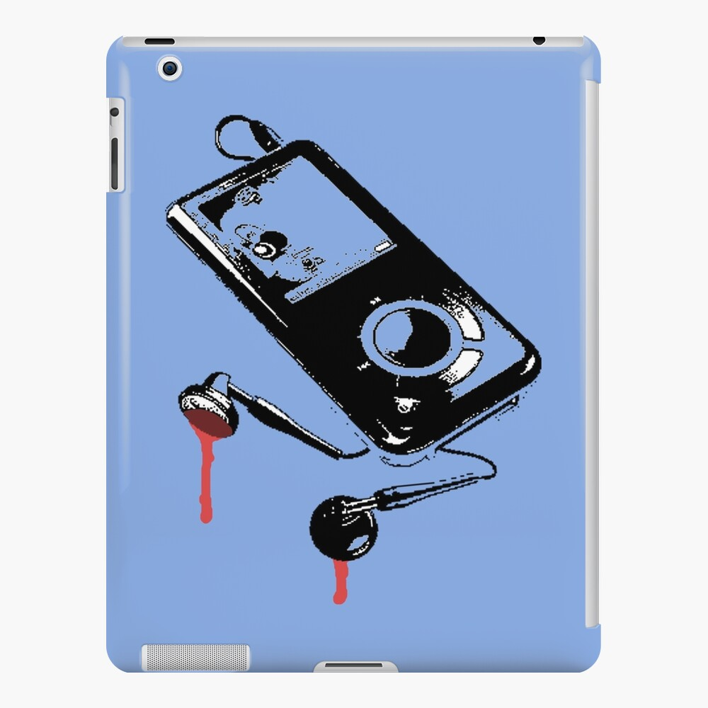 Death Music iPad Snap Case