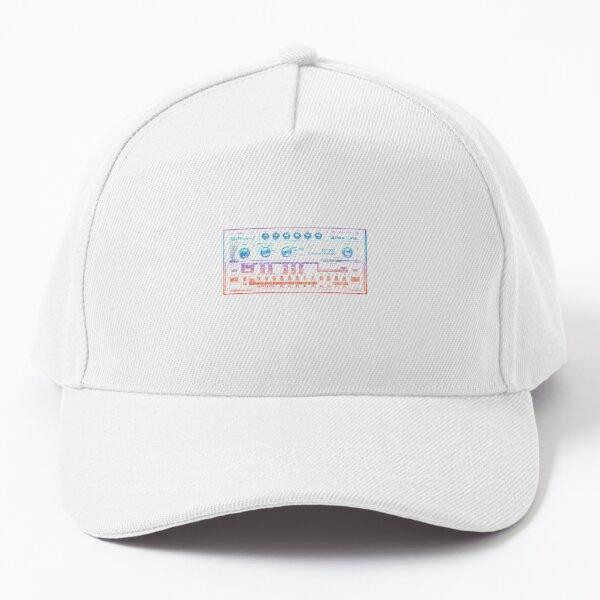 Acid House T-ShirtTB-303 Acid House Gradient Design  Baseball Cap