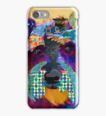 Schnauzer iPhone Case/Skin