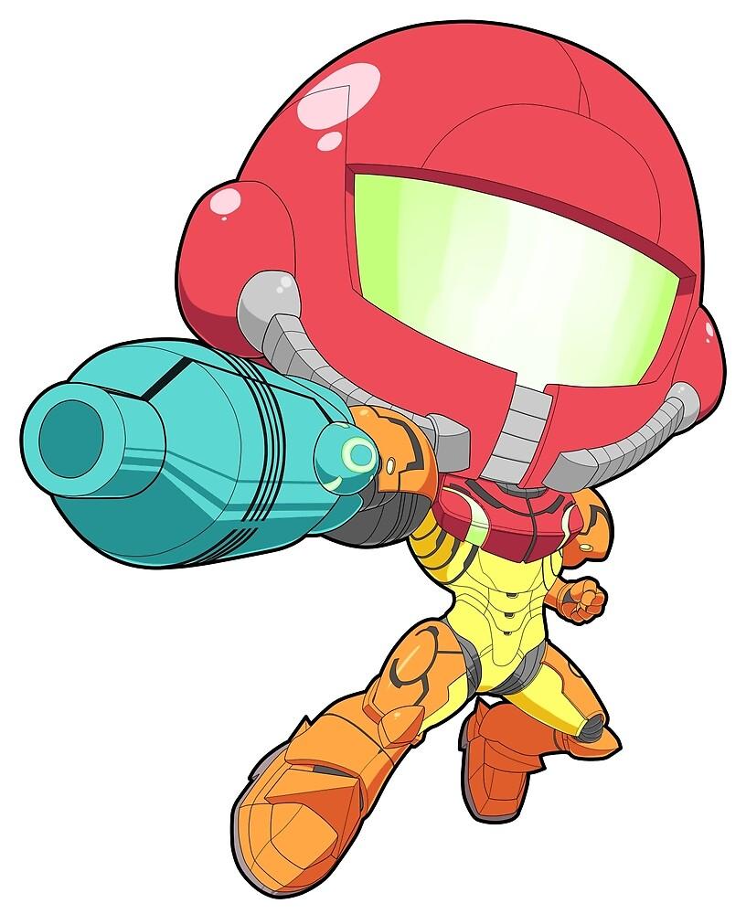 Super Smash Bros. Samus by SSBFighters