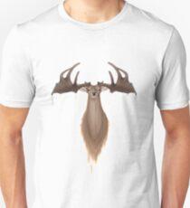 Megaloceros giganteus ( Irish elk / giant deer) Unisex T-Shirt