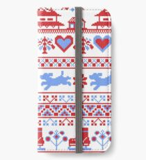 Winter Ice Skating Aesthetic iPhone Wallet/Case/Skin