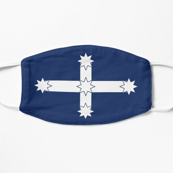 Eureka Flag of Australia Flat Mask