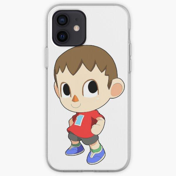 Super Smash Bros. Villageois Coque souple iPhone