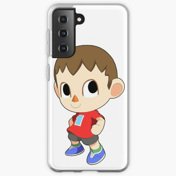 Super Smash Bros. Villageois Coque souple Samsung Galaxy